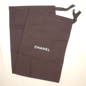 Set of Chanel Dust Bags.